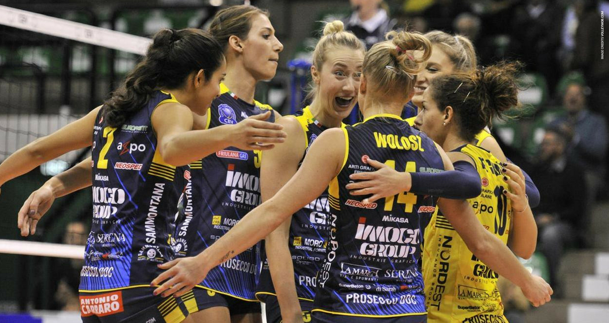 imoco volley e sport management 4.0